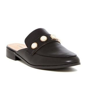 Catherine Malandrino 11 Quentin Pearl Flats Shoes